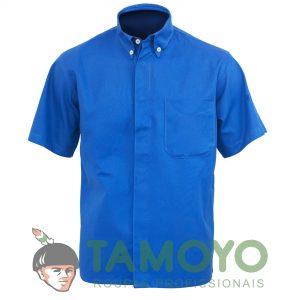 Camisa Pista Masculina - Bandeira Branca | Roupas Tamoyo