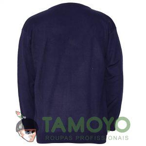 Blusa de Lã Unisex - Bandeira Branca | Roupas Tamoyo