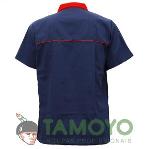 Camisa Manga Curta Gola Polo | Roupas Tamoyo