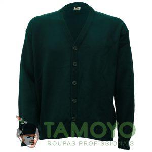 Blusão Aberto - Bandeira Branca | Roupas Tamoyo