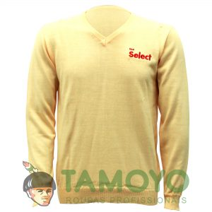 Blusa de Lã Shell Select | Roupas Tamoyo