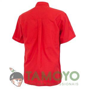 Camisa Manga Curta Shell | Roupas Tamoyo