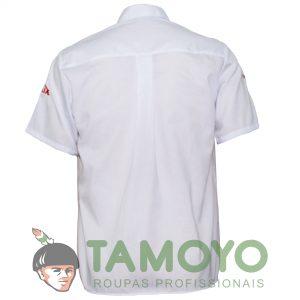 Camisa Shell Manga Curta | Roupas Tamoyo