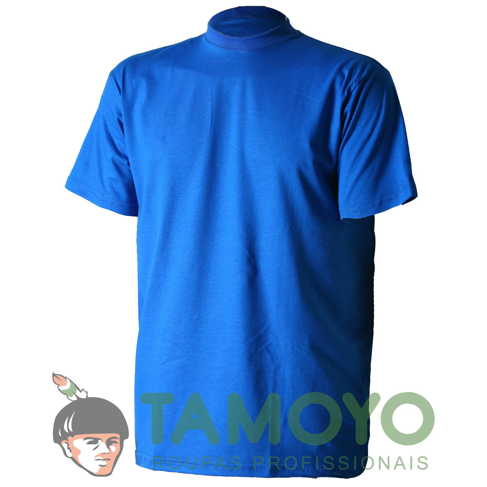 Camiseta 1/2 Malha Unissex