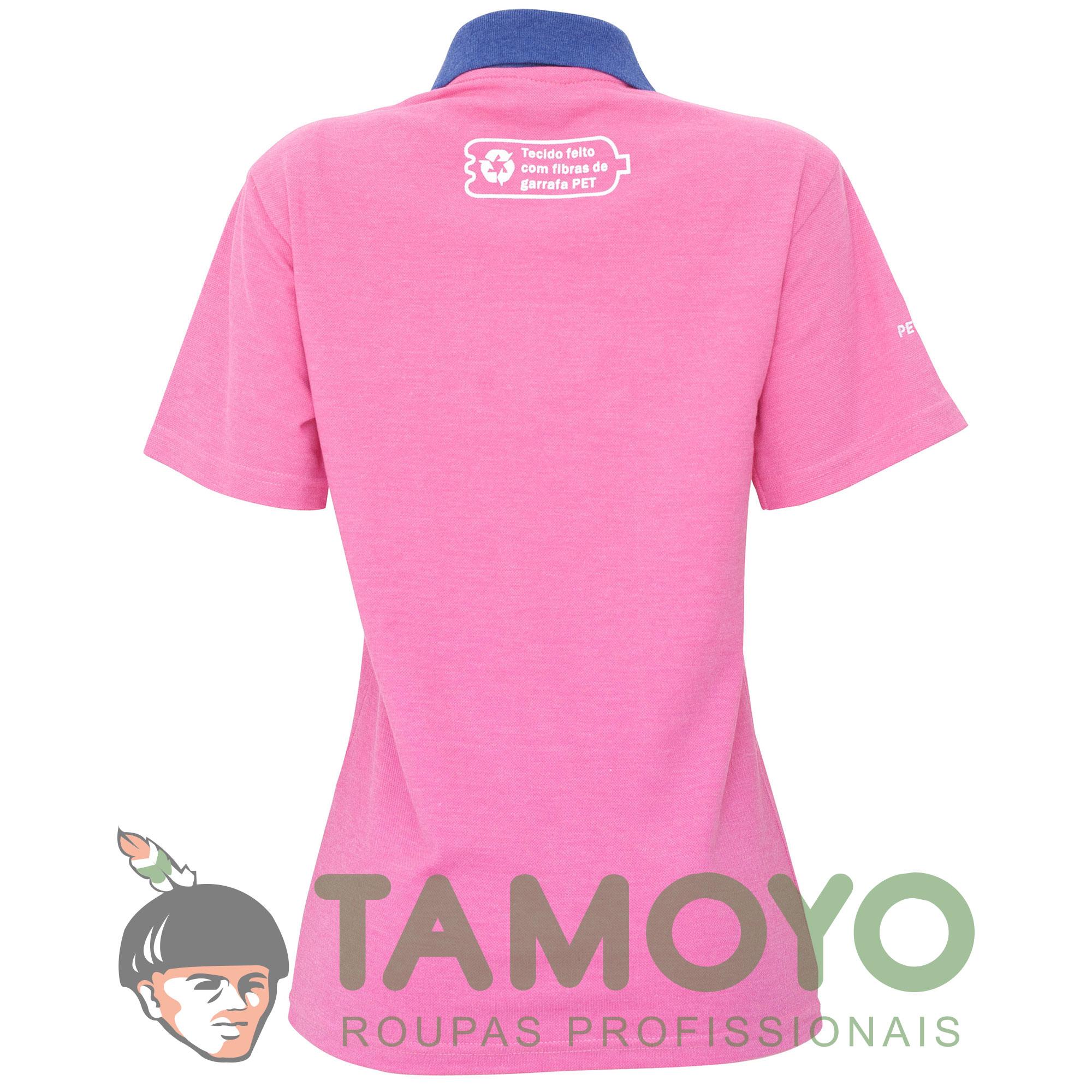Camiseta BR Mania Promotor Feminina
